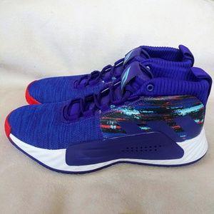 Adidas Dame 5 Mens Basketball Sneakers